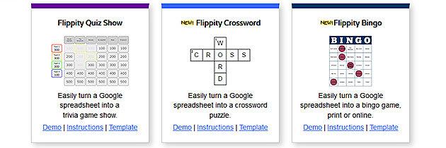 Flippity.net